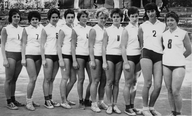 Команда 'Динамо' (Москва), 1964 г.